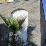 çıtalı kayraktan duvar