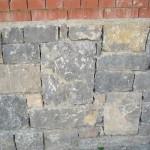 ebatlı taş duvar