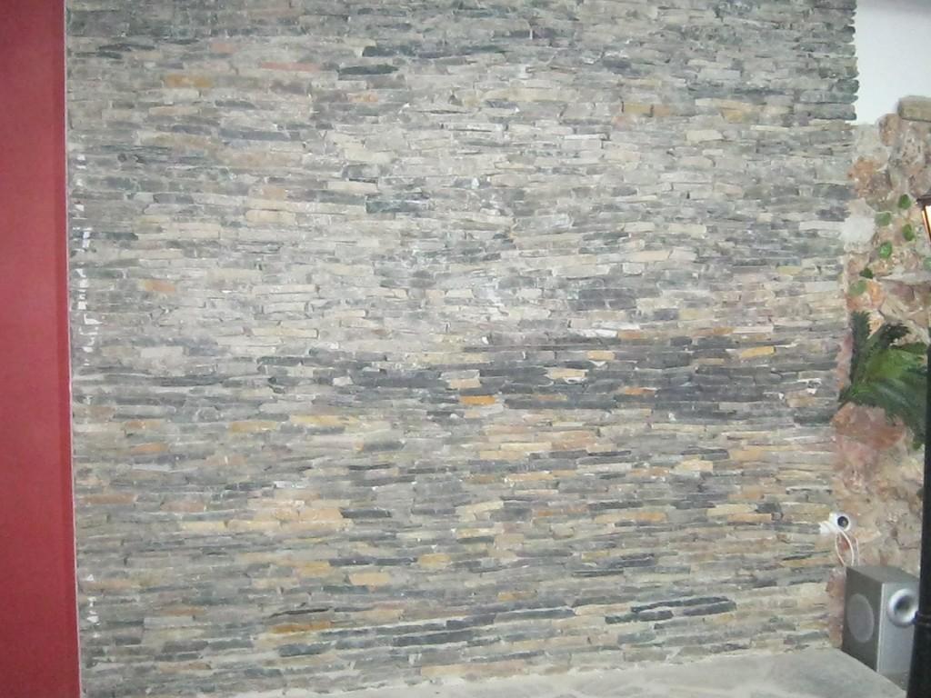 yatay kayrak taşı kuru duvar