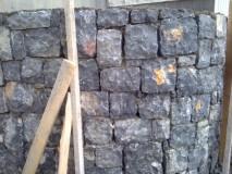 gebze taşı ebatlı duvar
